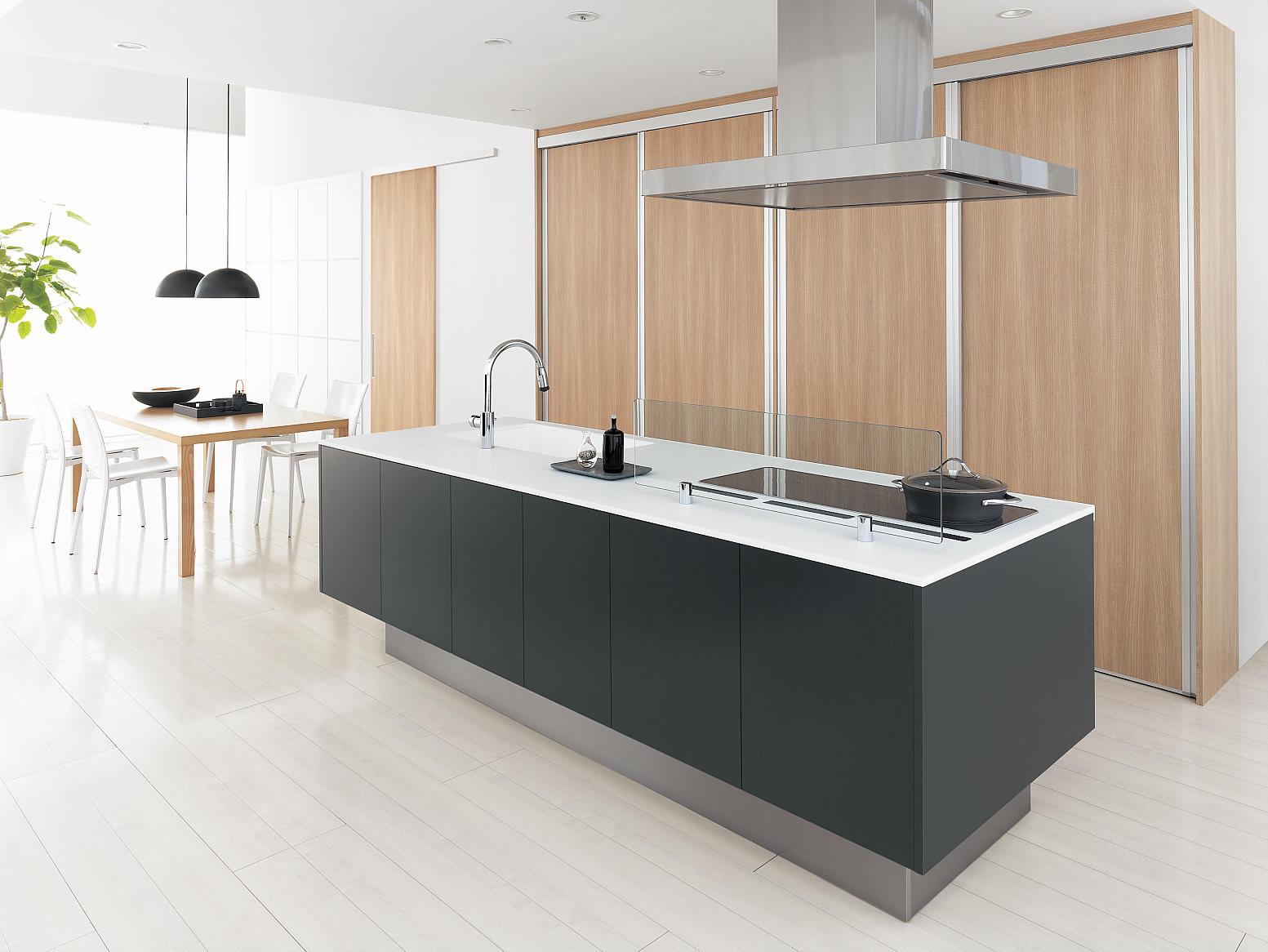 キッチンリフォームと作業効率